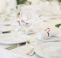 Restaurants Linen Rental