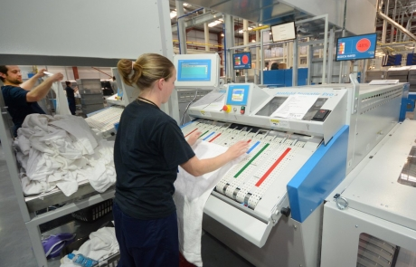 Kings Laundry Services - Cork Facility